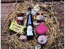 Balíčky od farmáře: sirup, paštika, pesto i hermelín