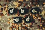 Dárková sada Barenuts: 5 prémiových másel z oříšků