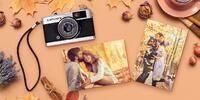 Vyvolání 80 fotografií o rozměru 10 × 15 cm