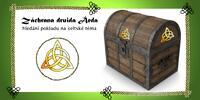 Záchrana druida Áeda: hra s hledáním pokladu pro děti
