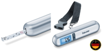 Váha Beurer na zavazadla: nosnost až 50 kg