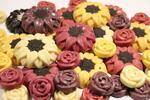 Čokoládové dobroty nejen ke Dni matek: květy a frgálky