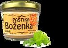 3x paštika Boženka (chilli, medvědí česnek a originál), à 160 g