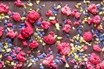 Ručně zdobená čokoláda ORION v dárkovém balení