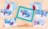 Vyvolání 35 až 80 fotografií: 15 × 21 či 10 × 15 cm