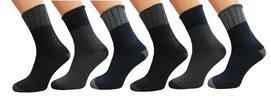 6 párů pánských ponožek