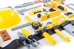 Dětské nářadí G21 Deluxe Tools, 44 dílů