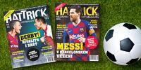 Roční předplatné časopisu Hattrick vč. el. verze