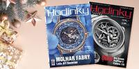 Předplatné časopisu Hodinky & šperky vč. el. verze