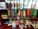 Poukázka na nákup čokolády, oříšků a dalšího