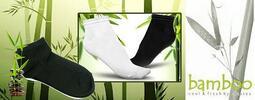 16 párů kotníčkových bambusových ponožek – mix barev