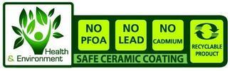 Sada 3 pánví Tefal Ceramic Control Induction