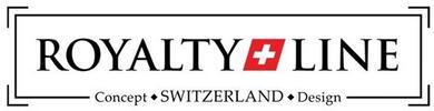 7dílné luxusní sady nožů Royalty Line Switzerland