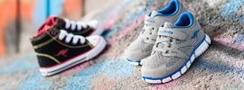 Dětská obuv KangaROOS na podporu Klokánků
