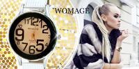 Odolné dámské hodinky WoMaGe