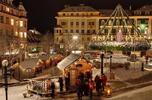 Advent a veselice čertů v rakouském Mariazell