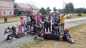 Jednodenní in-line camp pro děti
