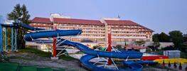4* neomezená relaxace u Balatonu. Děti zdarma