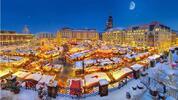 Adventní zájezd do Drážďan s průvodcem