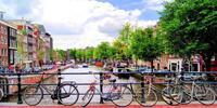 Víkend v Amsterdamu s ochutnávkou tradičních sýrů