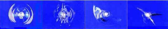 Oprava poškození čelního skla scelením