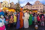 Adventní zájezd do Českého Krumlova s průvodcem