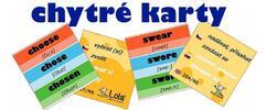 Chytré karty – pomůcka při studiu cizích jazyků