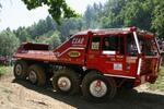 30minutová jízda v Tatře 813 8x8 Truck Trial