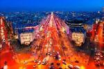 Paříž v období adventu s ubytováním a snídaní