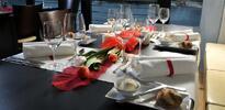 Otevřený voucher na dobroty z restaurace na lodi