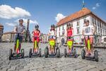 Křížem krážem na segwayi: To nej z Olomouce