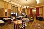 Půlkilový tatarák v restauraci Na Farkáně