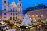 Salzburg a největší krampuslauf ve Schladmingu