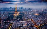 Paříž s ubytováním a vstupenkou na autosalon