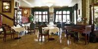 2x svařák a jablečný závin v Café Mozart