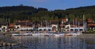 Půjčení kajutové plachetnice na Lipně