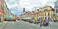 Relax v historickém centru Třeboně