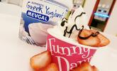 200 g osvěžujícího frozen yogurtu z Funny Danny