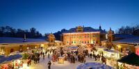 Pekelný průvod čertů a trhy v Mariazell