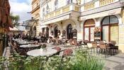 Kachna či losos v centru staré Prahy