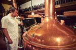Degustační prohlídka Novoměstského pivovaru