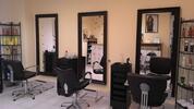 Pánské stříhání s masáží v salónu Swan