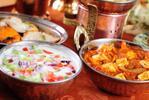 Indické lahůdky z Golden Tikka v hodnotě 600 Kč