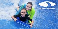 Párty v Surf Areně: Surfování i občerstvení