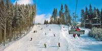 Zima na Vysočině s polopenzí i wellness