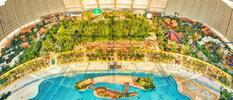 Koupání v ráji Tropical Islands vč. vstupenky