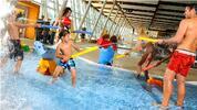 Celodenní vodní radovánky v Aqualandu Moravia