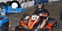 Jízda v motokáře: Profrčte dvoupatrovou dráhu