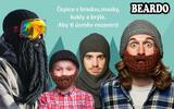 Originální zimní doplňky Beardo