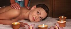 Výběr z 6 druhů luxusních a exotických masáží